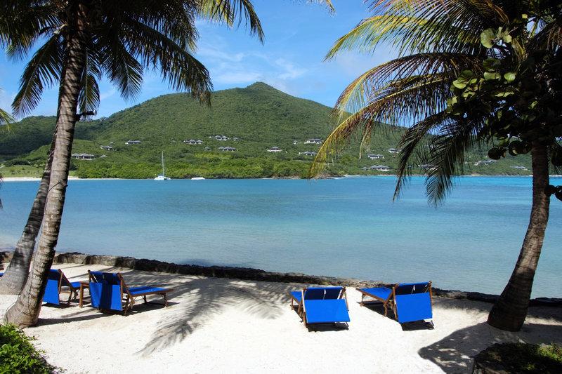 Young  Island  Resort-Giulietta Beach at Canouan Estate<br/>Image from Leonardo