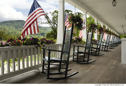 Eagle Mountain House and Golf Club-HHAEMHPorch Flags<br/>Image from Leonardo