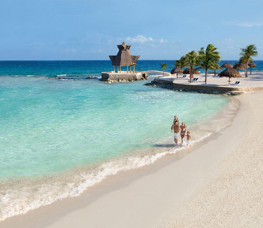 Dreams Puerto Aventuras - Beach <br/>Image from Leonardo
