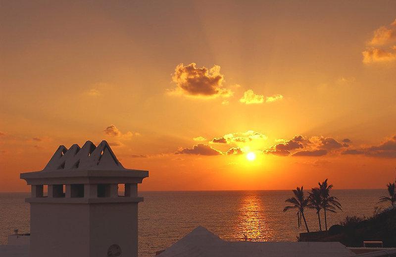 The Reefs-November Sunset<br/>Image from Leonardo