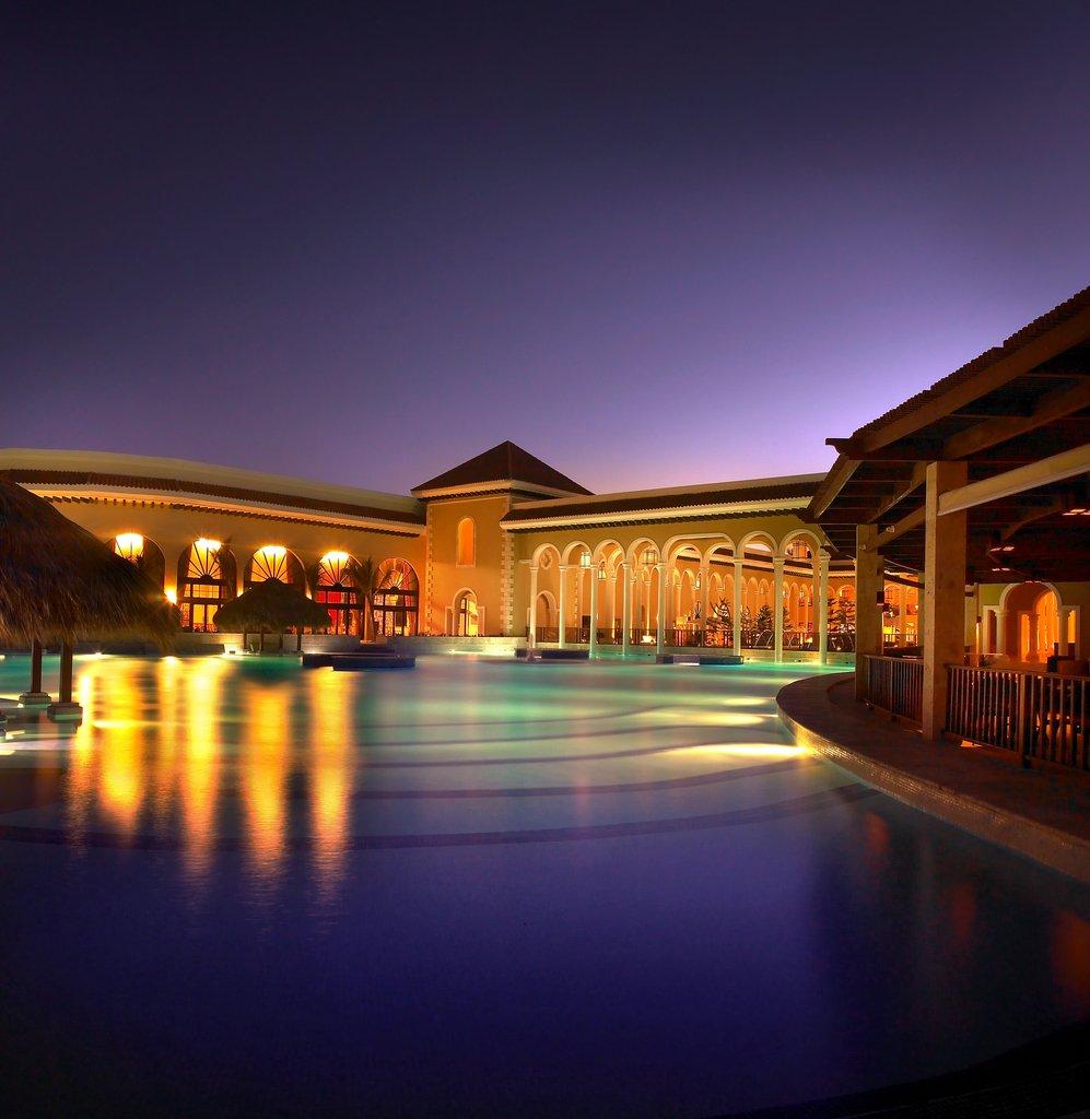 Paradisus Palma Real - Exterior Pool View <br/>Image from Leonardo
