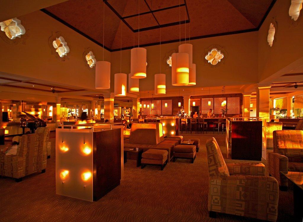 Paradisus Palma Real - Lobby Bar <br/>Image from Leonardo