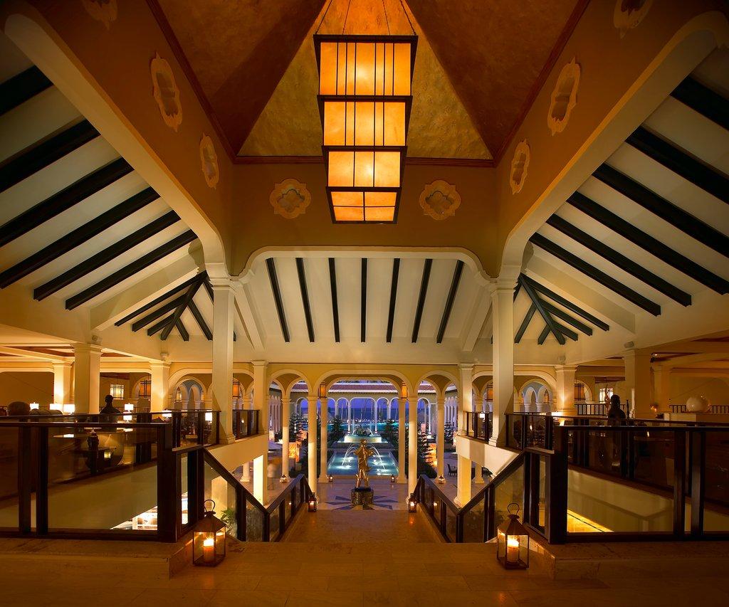 Paradisus Palma Real - Lobby <br/>Image from Leonardo