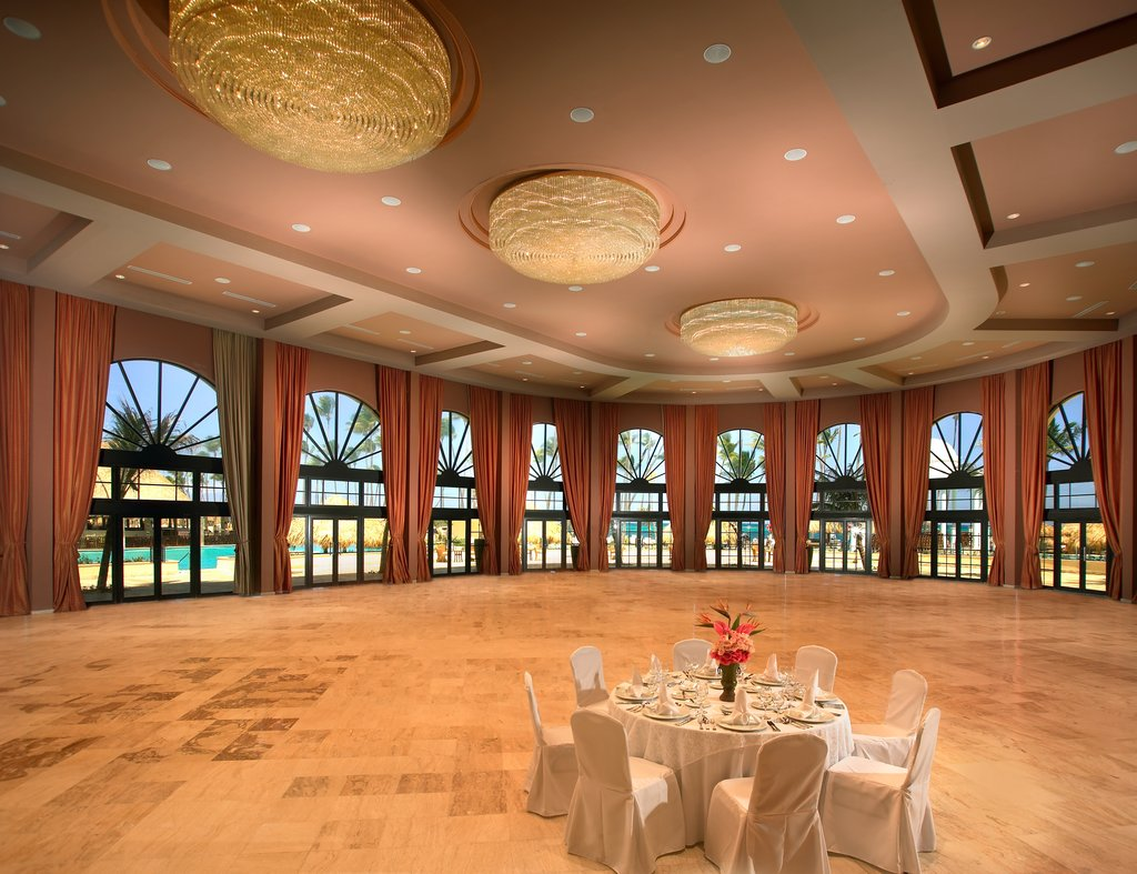 Paradisus Palma Real - Grand Ballroom <br/>Image from Leonardo
