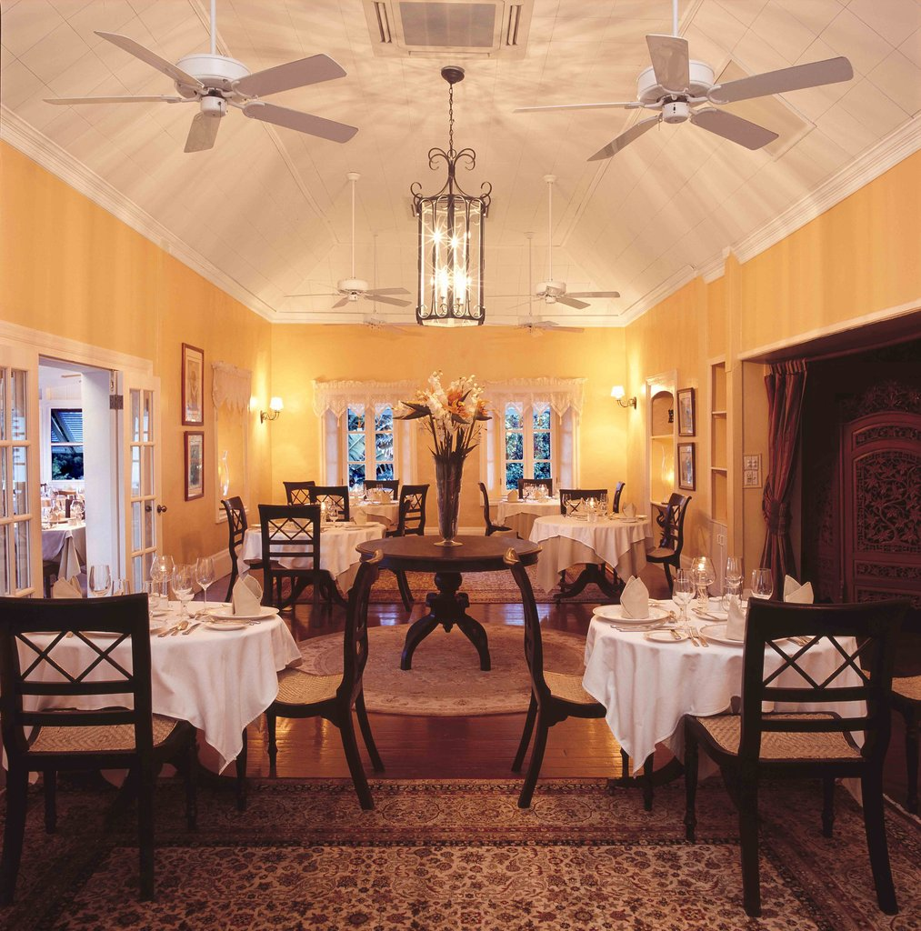 Nisbet Plantation-Great House Dining<br/>Image from Leonardo