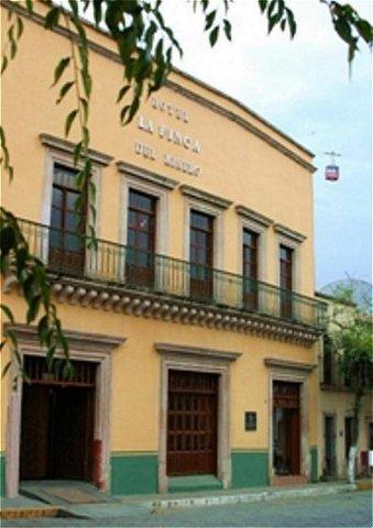 Hampton Inn by Hilton Zacatecas-Exterior view<br/>Image from Leonardo