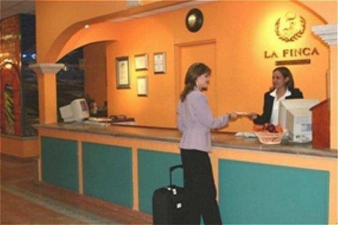 Hampton Inn by Hilton Zacatecas-Lobby view<br/>Image from Leonardo