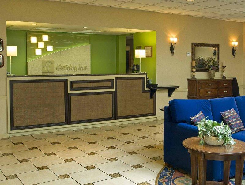 Holiday Inn Buffalo International Airport-Front Desk<br/>Image from Leonardo