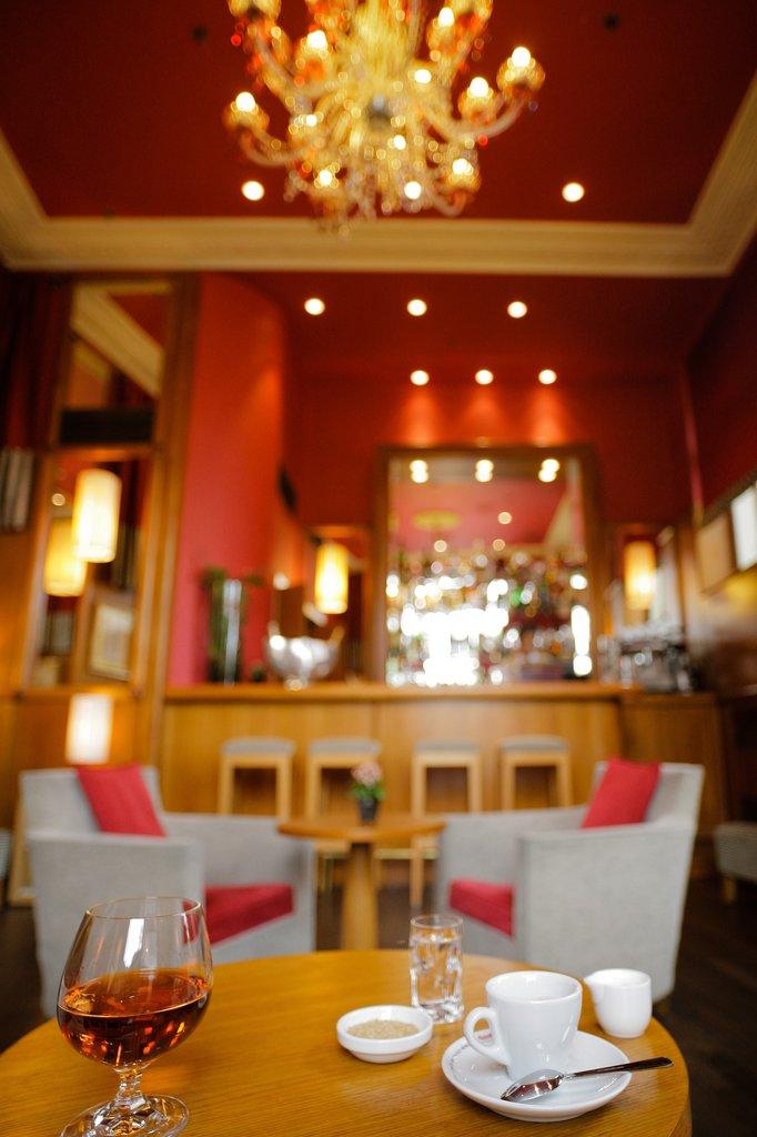 Mamaison Hotel Riverside - Lounge Bar <br/>Image from Leonardo