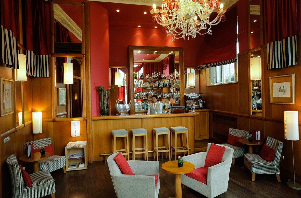 Mamaison Hotel Riverside - The Lounge Bar <br/>Image from Leonardo