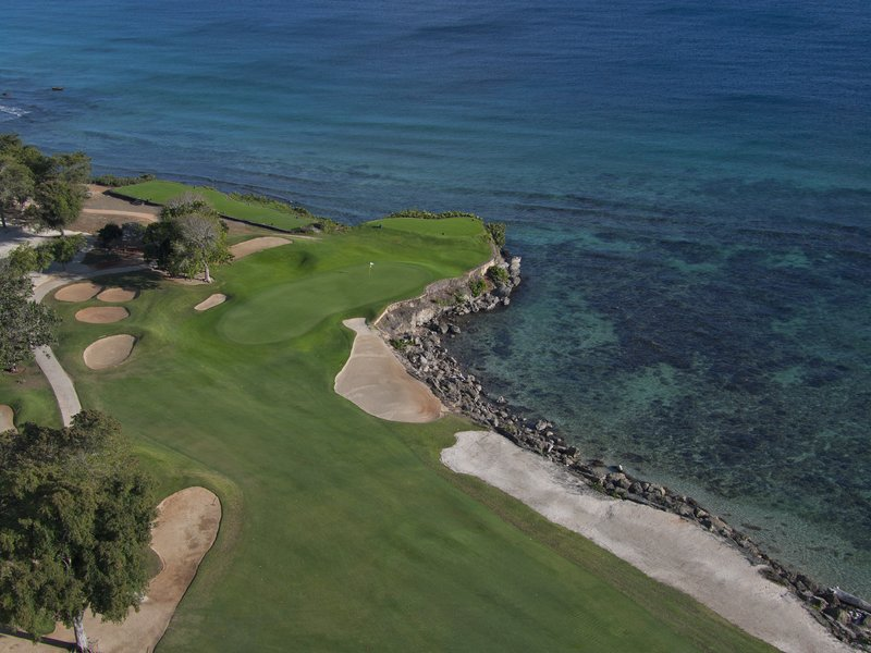 Casa De Campo - Teeth of the Dog, Hole 15 <br/>Image from Leonardo