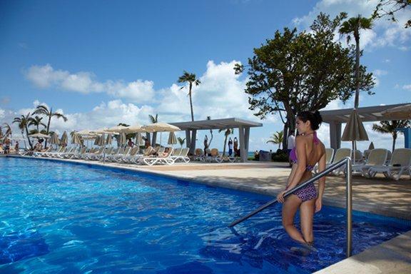Riu Palace Peninsula - Pool <br/>Image from Leonardo