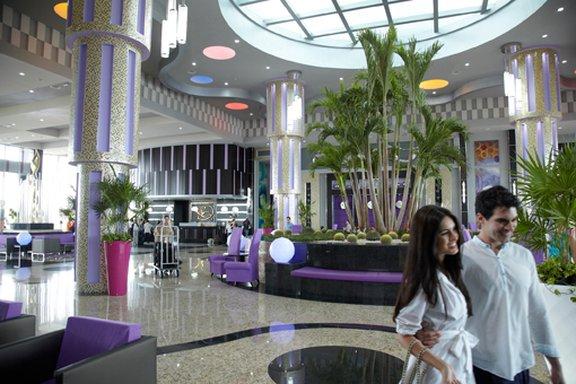 Riu Palace Peninsula - Lobby <br/>Image from Leonardo
