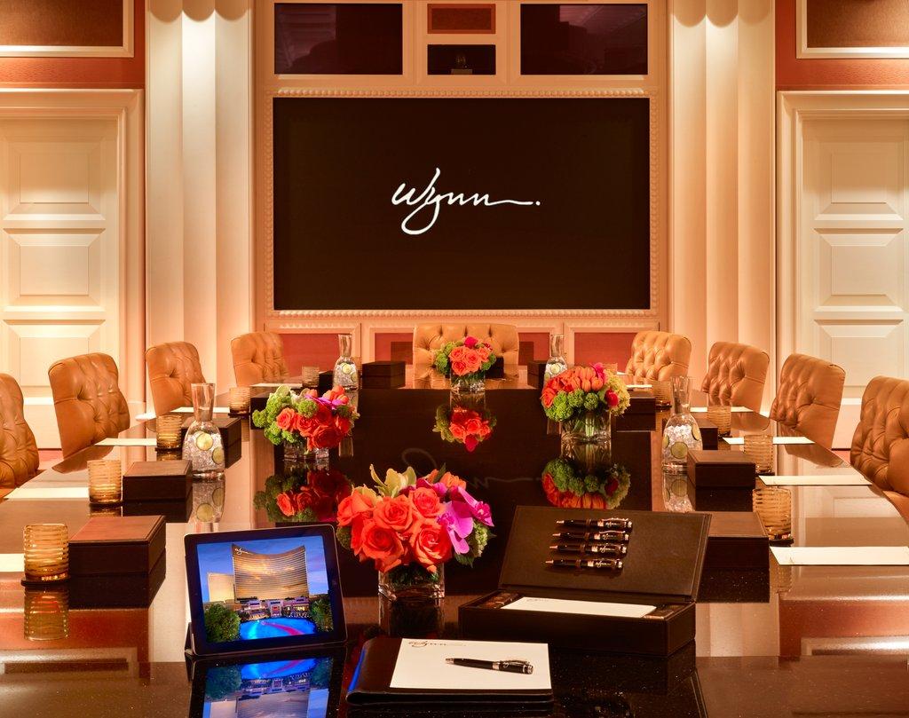 Wynn Las Vegas - Wynn - St. Julien Boardroom <br/>Image from Leonardo
