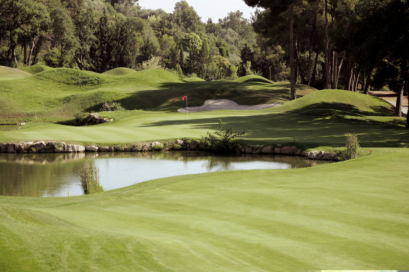 Hotel Majestic Barriere-Royal Golf Club Mougins<br/>Image from Leonardo