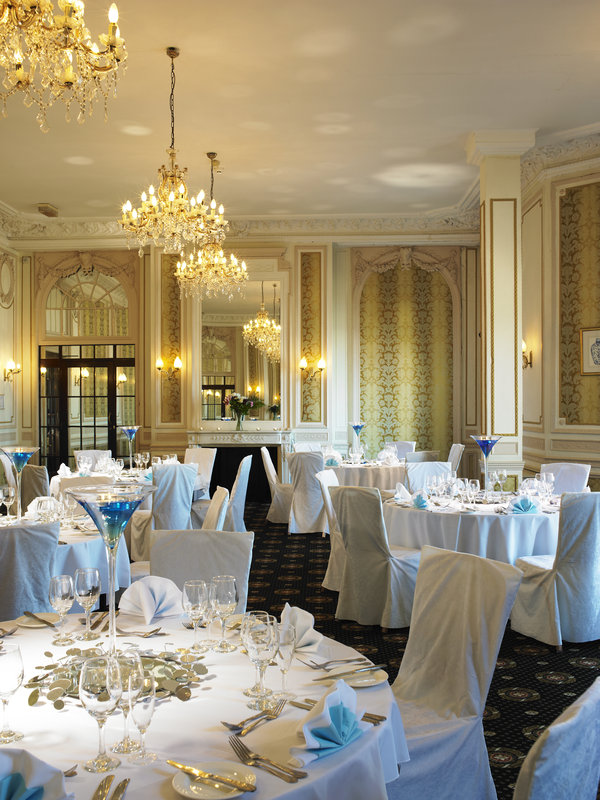 Imperial Hotel Blackpool-The Imperial Hotel Louis Room<br/>Image from Leonardo