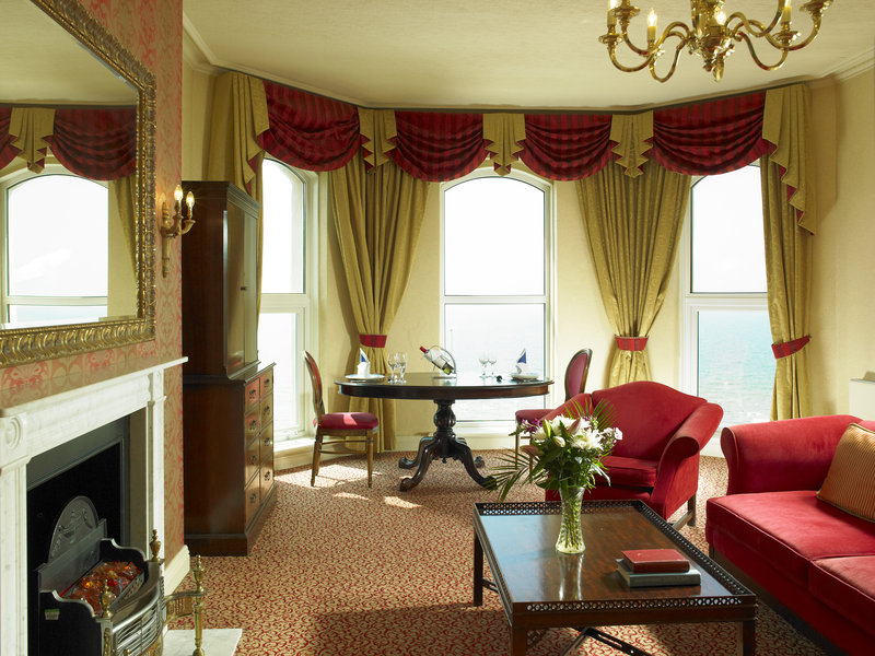 Imperial Hotel Blackpool-The Imperial Hotel Royal Suite<br/>Image from Leonardo