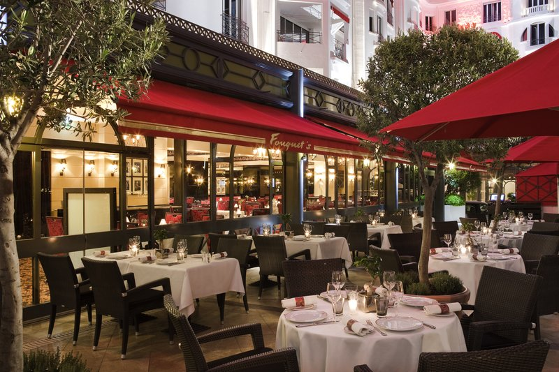 Hotel Majestic Barriere-Restaurant Fouquets<br/>Image from Leonardo