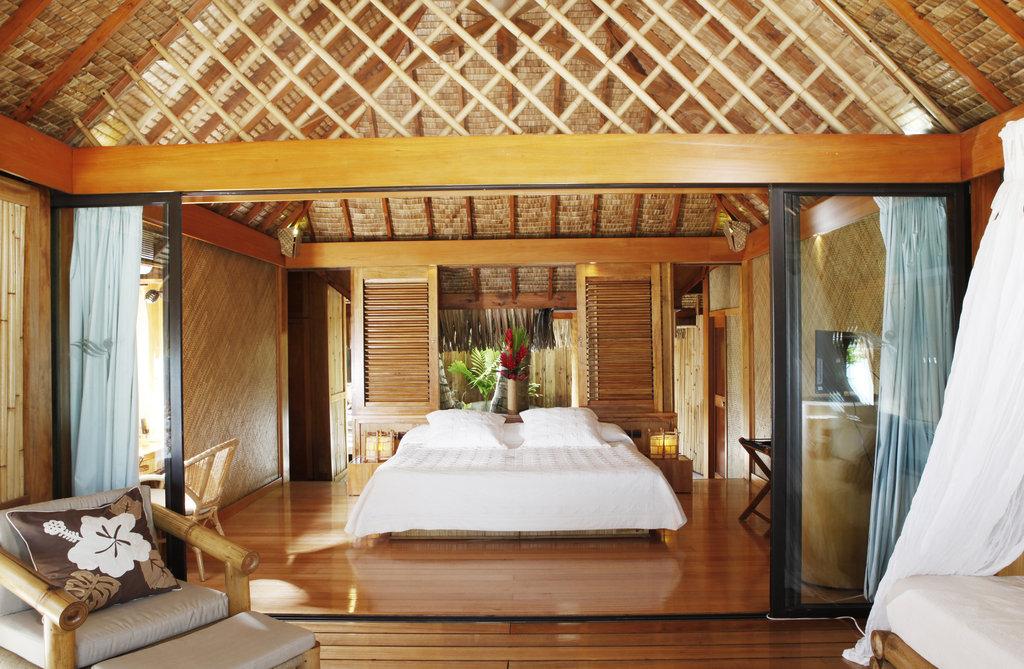 Bora Bora Pearl Beach Resort-Beach Bungalow<br/>Image from Leonardo
