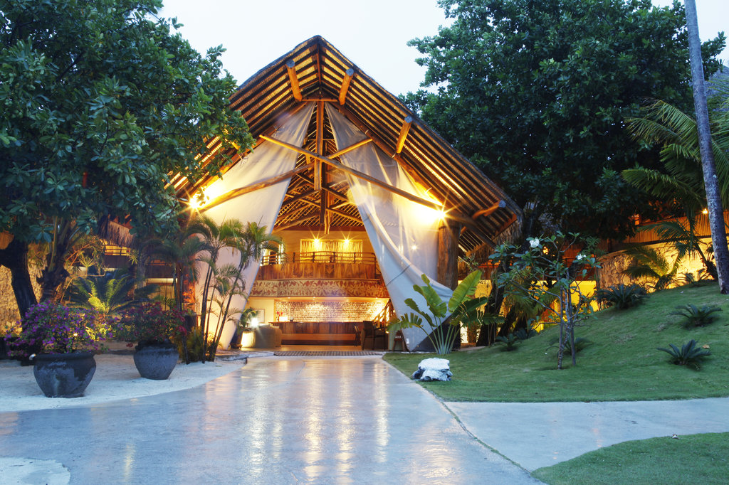 Bora Bora Pearl Beach Resort-Reception<br/>Image from Leonardo
