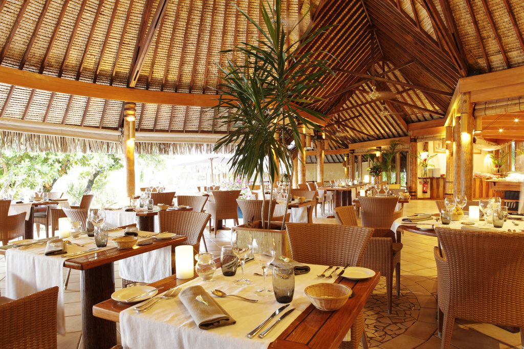 Bora Bora Pearl Beach Resort-Restaurant Tevairoa<br/>Image from Leonardo