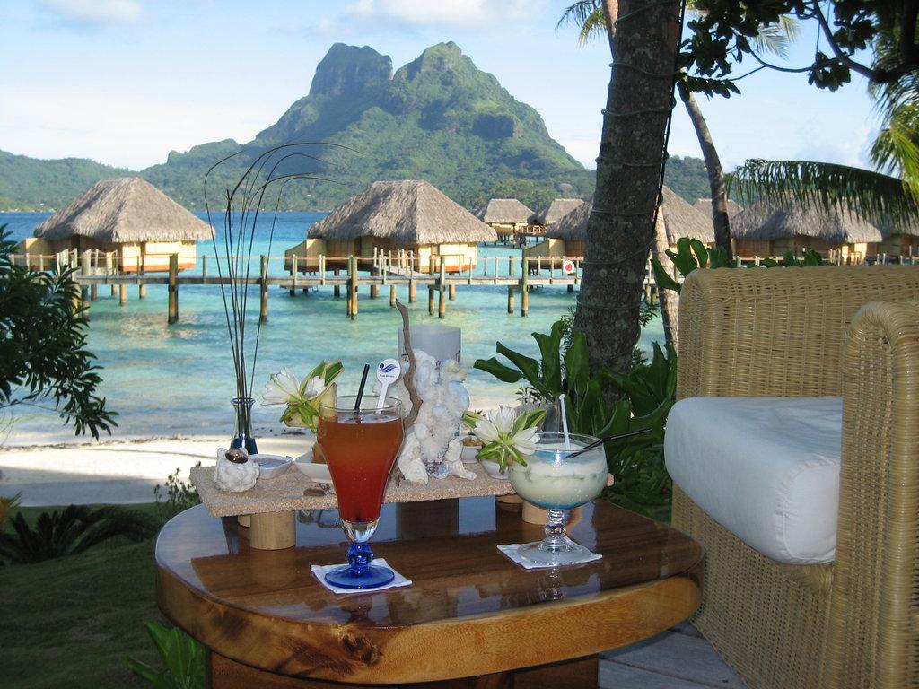 Bora Bora Pearl Beach Resort-The Taurearea Bar<br/>Image from Leonardo