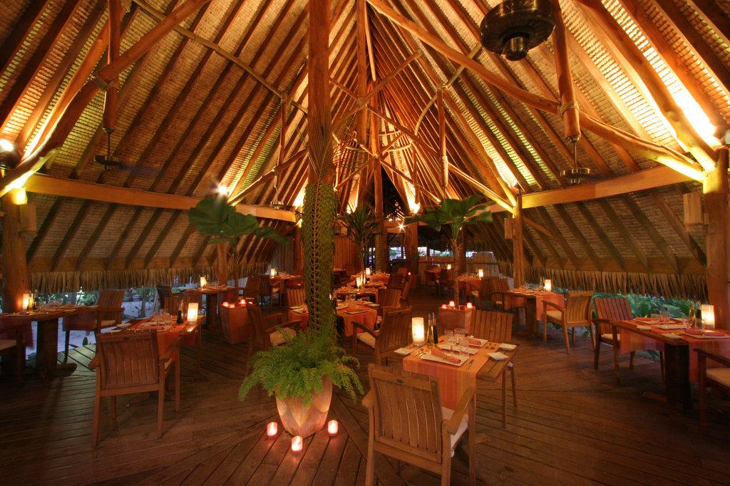 Bora Bora Pearl Beach Resort-Restaurant Ambrosia<br/>Image from Leonardo