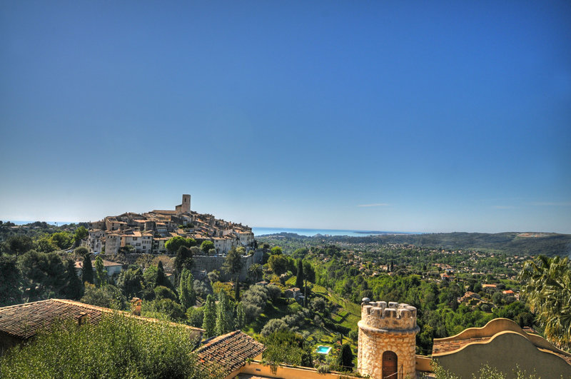 Hotel Majestic Barriere-Saint Paul De Vence<br/>Image from Leonardo