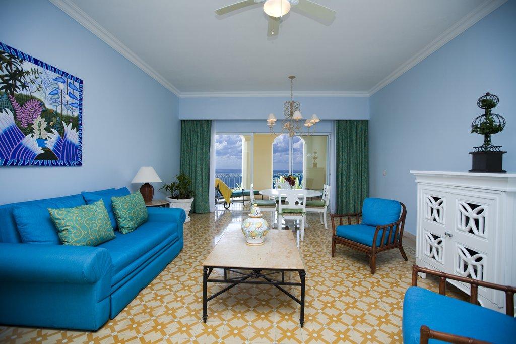 Pueblo Bonito Emerald Bay Resort & Spa-PBEmerald Bay Master Suite Living Room<br/>Image from Leonardo