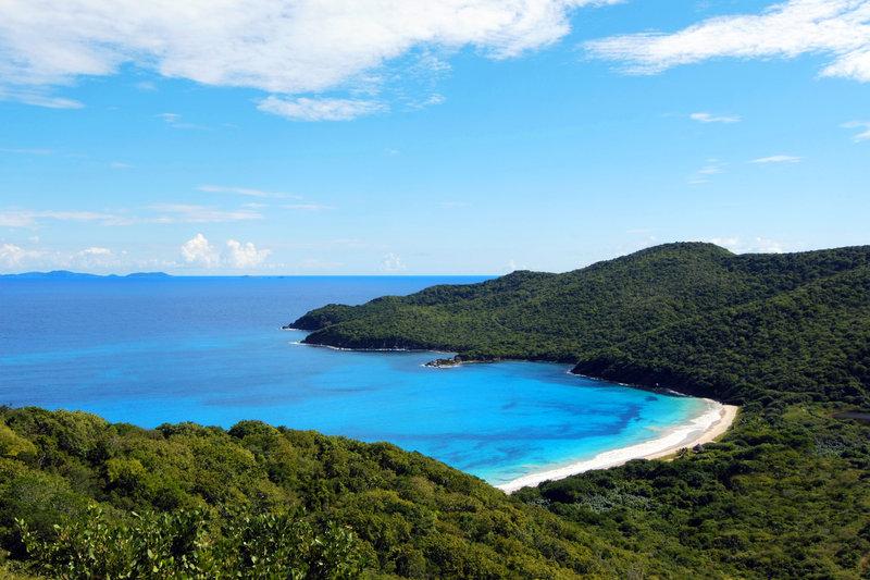 Young  Island  Resort-Mahault Beach at Canouan Estate<br/>Image from Leonardo