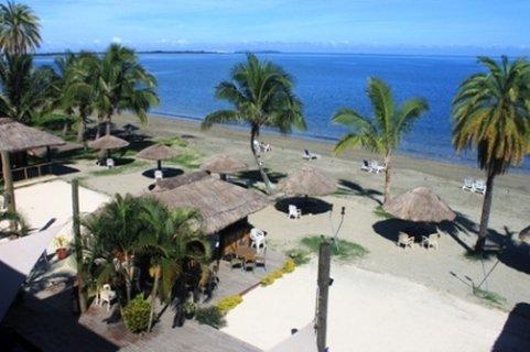Smugglers Cove Beach Resort-Top Shot<br/>Image from Leonardo