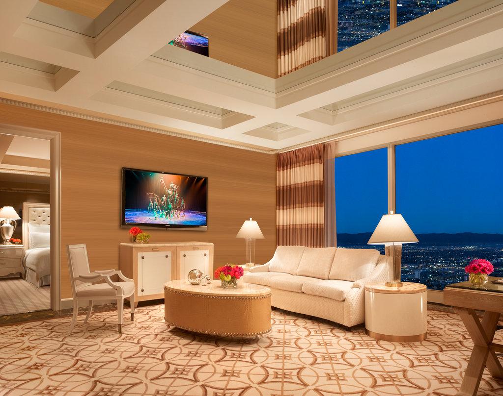 Wynn Las Vegas - Wynn  - Parlor Suite <br/>Image from Leonardo