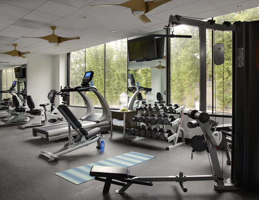 Hotel La Jolla, Curio Collection by Hilton-24 Hour Fitness Center<br/>Image from Leonardo