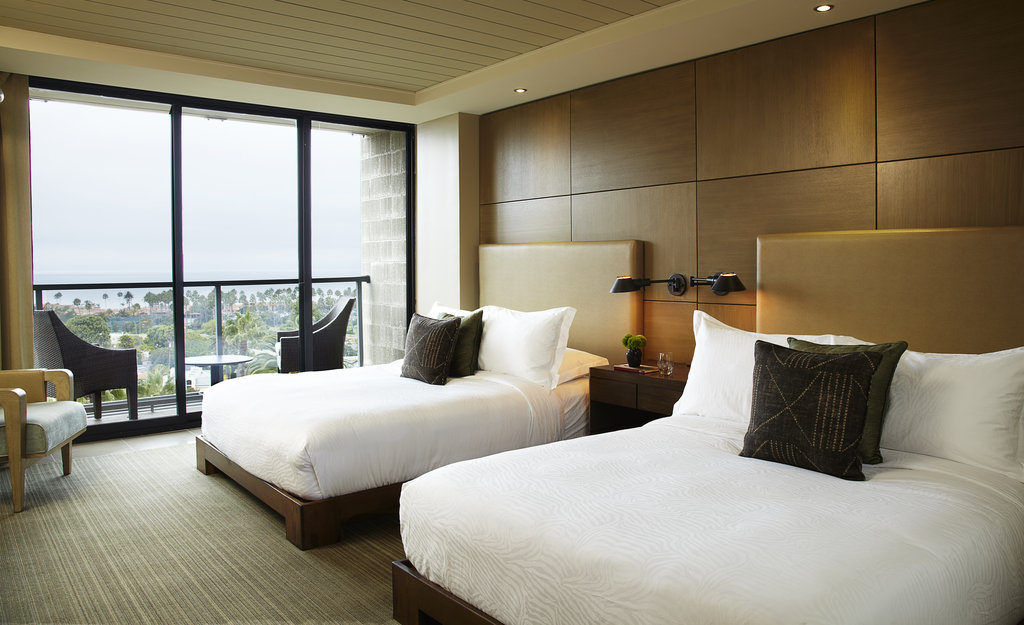 Hotel La Jolla, Curio Collection by Hilton-Ocean View with2 Queen Beds<br/>Image from Leonardo