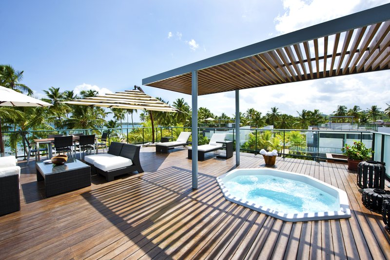 Sublime Samana Hotel & Residences-Three Bedroom Casita Rooftop Terrace<br/>Image from Leonardo