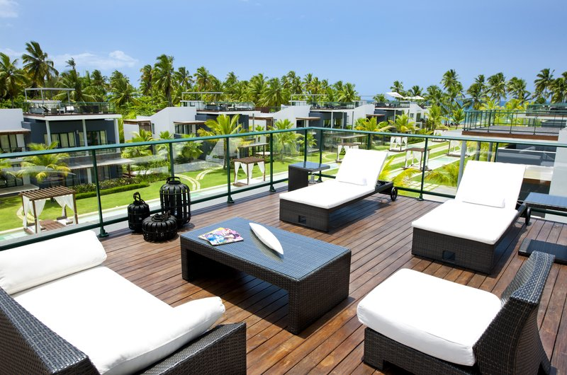 Sublime Samana Hotel & Residences-Two Bedroom Casita Rooftop Terrace<br/>Image from Leonardo