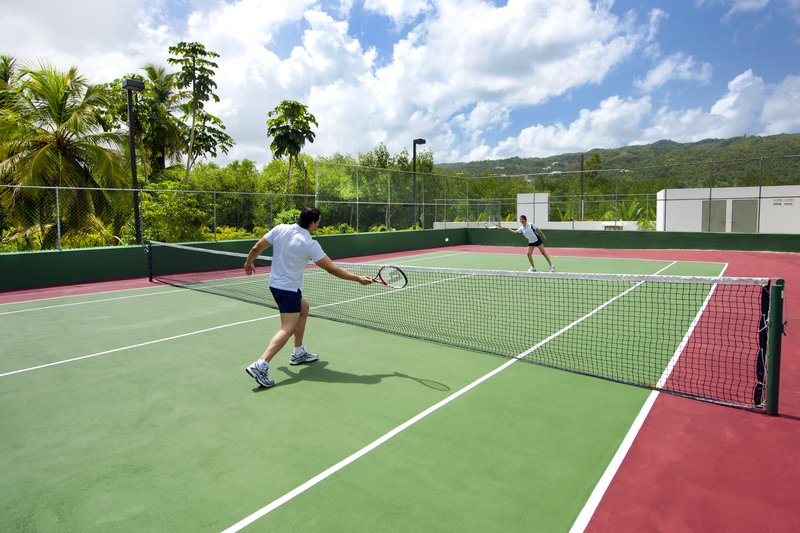 Sublime Samana Hotel & Residences-Tennis Court<br/>Image from Leonardo