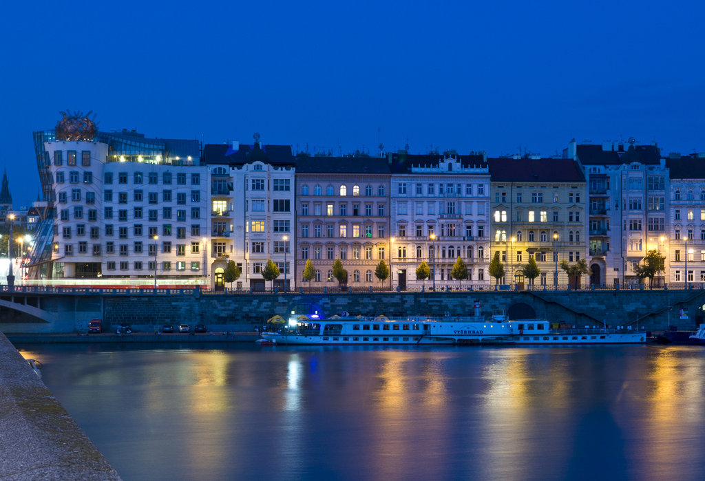 Mamaison Hotel Riverside - View from the hotel <br/>Image from Leonardo
