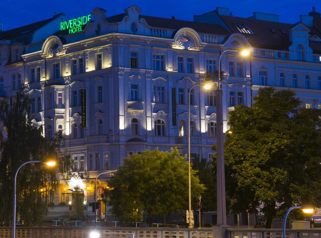 Mamaison Hotel Riverside - Mamaison Hotel Riverside bynight <br/>Image from Leonardo