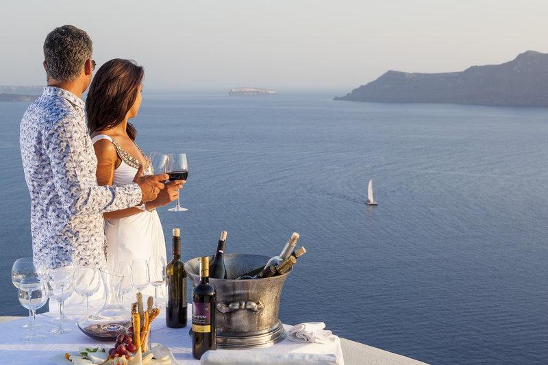 Canaves Oia Hotel-Wine Tasting Experiences<br/>Image from Leonardo