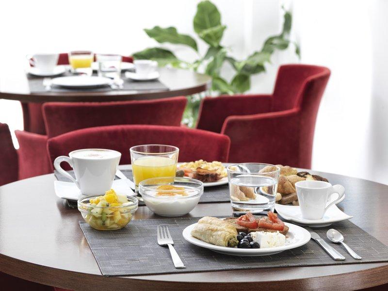Acropolis Hill Hotel-Breakfast Room<br/>Image from Leonardo