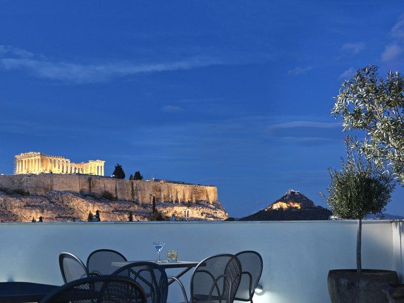 Acropolis Hill Hotel-Bathroom<br/>Image from Leonardo