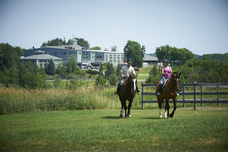 Deerhurst Resort-Horseback Riding<br/>Image from Leonardo