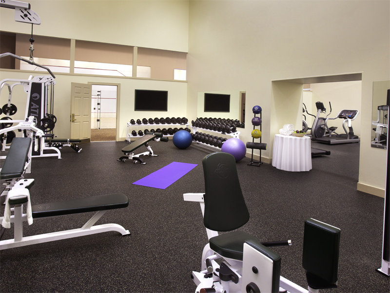 Deerhurst Resort-Weight And Cardio Room<br/>Image from Leonardo