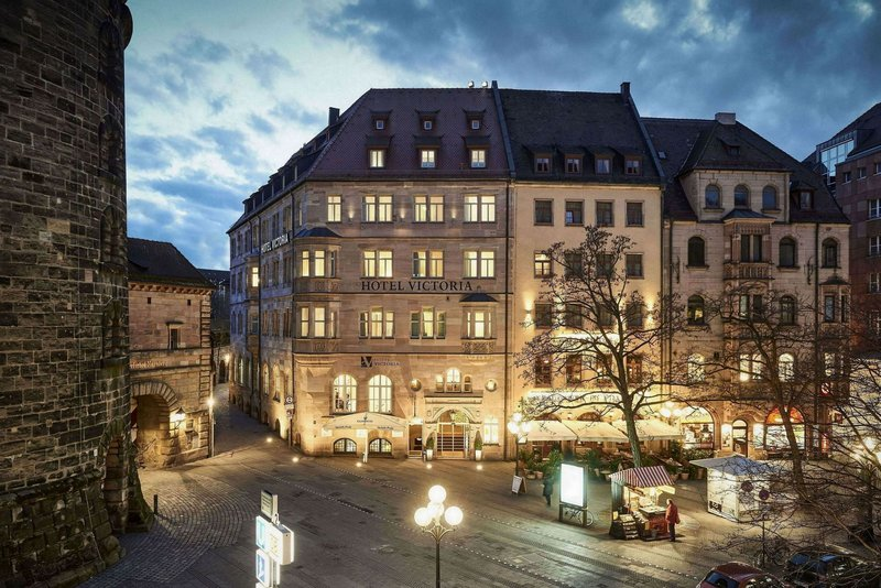 Victoria Hotel-Welcome at the Hotel Victoria in Nuremberg<br/>Image from Leonardo