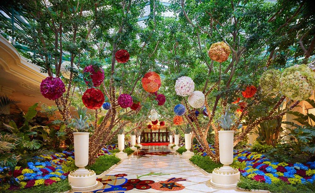Wynn Las Vegas - Wynn - Atrium <br/>Image from Leonardo