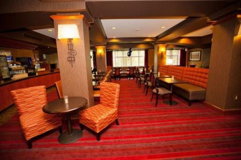 Holiday Inn Express & Suites Vineland Millville-Lobby Breakfast Area<br/>Image from Leonardo