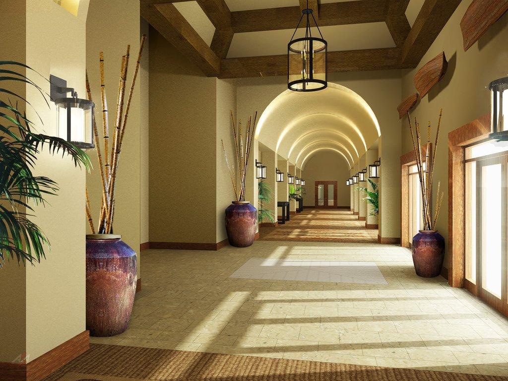 Santa Barbara Beach & Golf Rst - Interior <br/>Image from Leonardo