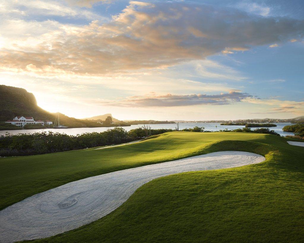 Santa Barbara Beach & Golf Rst - Golf <br/>Image from Leonardo