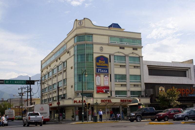 Best Western Plaza Monterrey-The BEST WESTERN  Plaza Monterrey<br/>Image from Leonardo